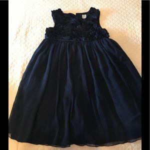 Carters Girls Special Occasion Dress Size 4
